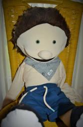 Fritzi the Puppet by chewa95