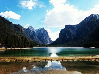 Toblacher lake by chewa95