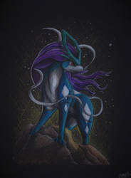 Suicune by chewa95