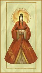 Amaterasu by godofwar