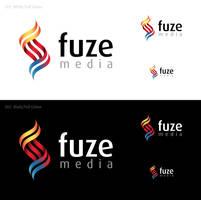 Fuze Media Logo by kipela