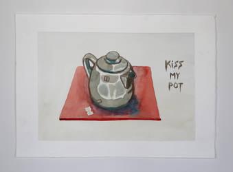 kiss my pot#1 by xalumist