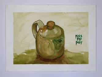 kiss my pot#2 by xalumist