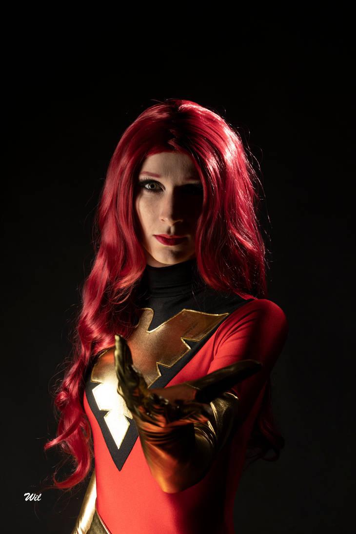Dark Phoenix by NeaCosplay