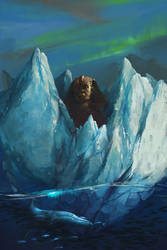 Ice Age by BisBiswas