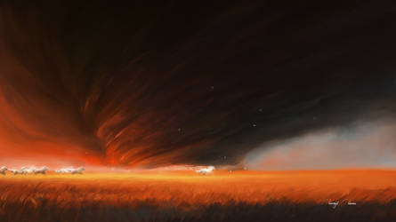 Supercell by BisBiswas