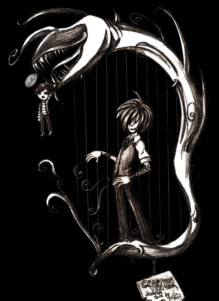 Creature Feature by DemonBeatz