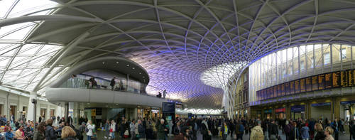 Kings Cross Concourse 2017 by coshipi