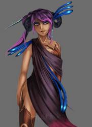 Khaos Concept by MoonlightAshe