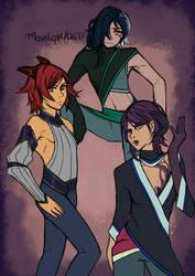 Origin Emperors by MoonlightAshe