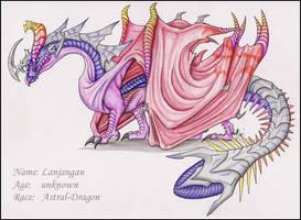Lanjangan charactersheet by mythori