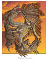singing to the sunrise by mythori