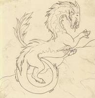 Dragonsketch003 by mythori