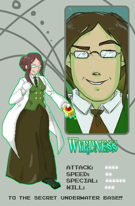 wyrdness's Profile Picture