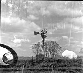 Mirage in the sky by SteveMcClelland