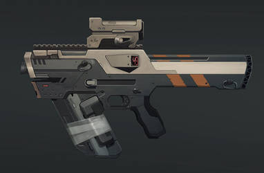 smg by SoundHunter