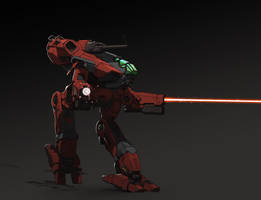 battletech fanart by SoundHunter