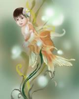 My little mermaid by Naralim
