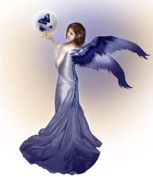 Earth angel by Naralim