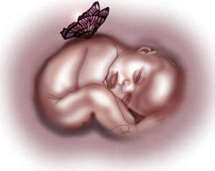 Baby wings by Naralim