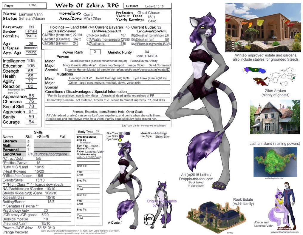World of Zekira CIS - Laa'ruun by world-of-zekira
