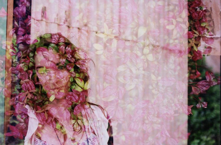 floral face by VeraAda