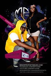 Minor Prophets Promo Flyer by BobbyG12