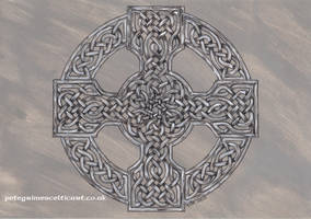grey wheeled cross by spookyt5