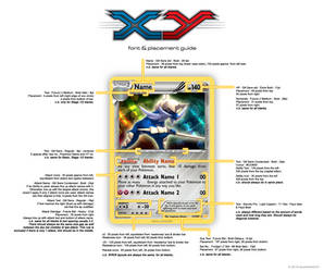 XY - Font and Placement Guide by aschefield101