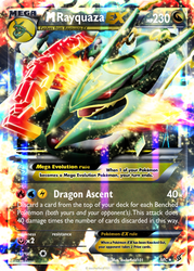 M Rayquaza EX by aschefield101