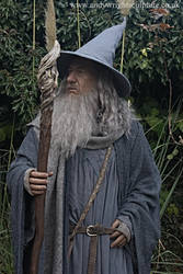 Gandalf statue 3 by artyandy