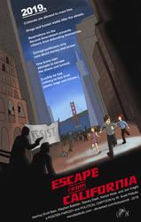 Escape from California by DubyaScott