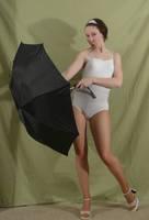 Sailor Umbrella 5 by SenshiStock