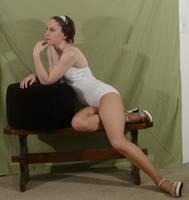 Sailor Sit + Kneel 32 by SenshiStock