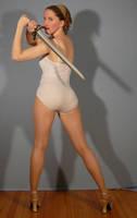 Sailor Sakky with Sword 6 by SenshiStock