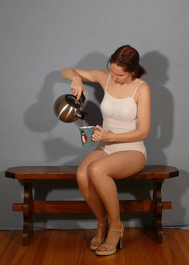 Sailor Tea Time 1 by SenshiStock