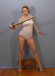 Sailor Sakky with Sword 16 by SenshiStock