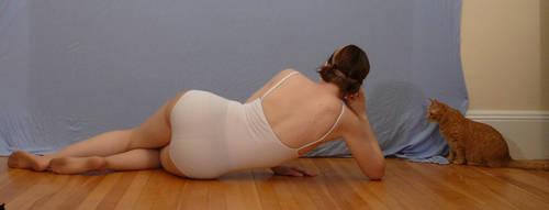 Sailor Lying Back by SenshiStock