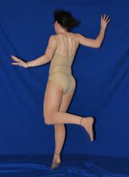 Gentle Landing - Pose Reference by SenshiStock