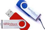 SenshiStock USB Drives 1.0 and 2.0 by SenshiStock