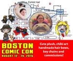 Sakky at Boston Comic Con! by SenshiStock