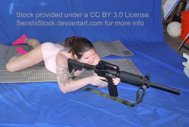 Sniper by SenshiStock