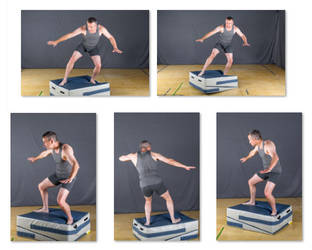 Surfing Set - FREE on Patreon! by SenshiStock