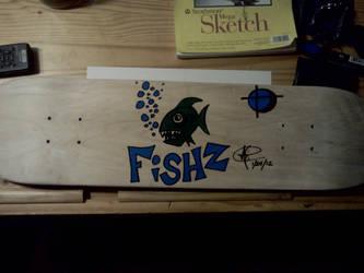 Skateboard by aeby530