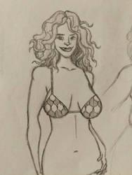 Bikini Girl by aeby530