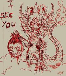 Disturbing Acts of Aggression by DiabloZERO-GodofHell