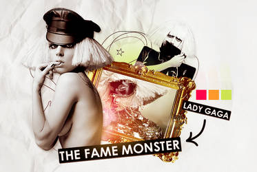 The Fame Monster by msLana