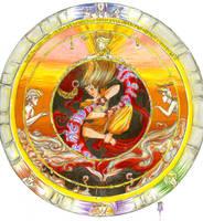 Mandala by Morag-I