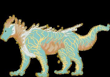 Dragon Adopt OTA [Closed] by The-Seafoam-Dragon