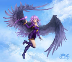 Angel by Soltia